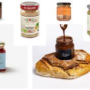 À la pistache, au beurre salé ou aux pralines roses, les nouvelles pâtes à tartiner nous font de l'effet
