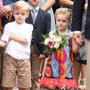 Les adorables photos des jumeaux Jacques et Gabriella de Monaco en voyage au Japon