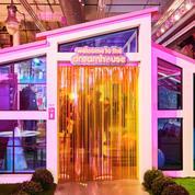 Visitez la maison de Barbie grandeur nature installée aux Galeries Lafayette Haussmann
