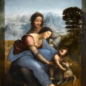 Expo Vinci au Louvre :