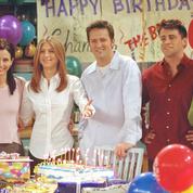 Joey retrouve Rachel et Monica : la photo des