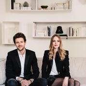 Thibaut Saguet et Natalie Hanczewski, le duo qui veut rendre le design accessible et durable