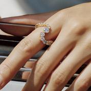 Vingt-cinq bagues en diamants de caractère à s'offrir rien qu'à soi