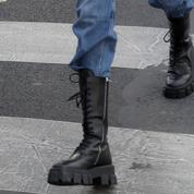 Les boots utilitaires nous mettent au pas cet hiver