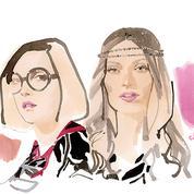 Le duo Brigitte :