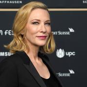 Pour Cate Blanchett, la lutte pour l'égalité femmes-hommes est comparable à