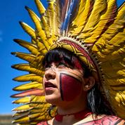 Célia Xakriabá, la relève de Raoni au combat pour les Indigènes du Brésil