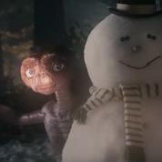 Pour Noël, les deux héros du film