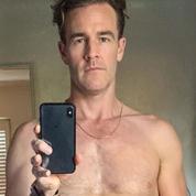 Dawson Leery, 42 ans, fier de ses abdos