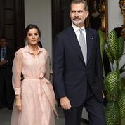 En photos, la très élégante tournée de Felipe et Letizia d'Espagne à Cuba