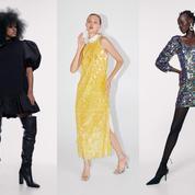 Vingt robes Zara pour fêter Noël et le Nouvel An sans se ruiner