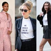 Jean slim, tee-shirt à message... Les tendances mode de la décennie qui vont nous manquer
