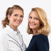 La Rosée, les cosmétiques 100% responsables de Mahault de Guibert et Coline Bertrand