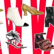 Louboutin, Chanel, Dior… Les plus belles chaussures griffées à enfiler pour les fêtes