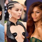 Chignons, tresses, carrés... Les plus belles coiffures de 2019 vues sur le tapis rouge