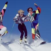 Ombres à paupières et rouges à lèvres scintilleront à nouveau sur les pistes de ski cet hiver