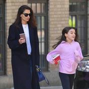 Katie Holmes et Suri Cruise, quasi jumelles sur cette photo inédite postée par l'actrice