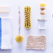 Trois produits d'entretien naturels pour nettoyer sans risque pour la santé et la planète
