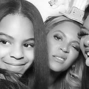 À 7 ans, Blue Ivy ressemble trait pour trait à Beyoncé au même âge