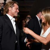 Les dessous de la photo de Brad Pitt et Jennifer Aniston aux SAG Awards