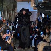 Défilé Aganovich printemps-été 2020 Couture