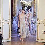 Défilé ALEEM YUSUF printemps-été 2020 Couture