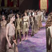 Défilé Dior printemps-été 2020 Couture