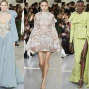 Défilé Elie Saab printemps-été 2020 Couture