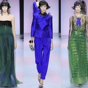 Défilé Giorgio Armani Privé printemps-été 2020 Couture