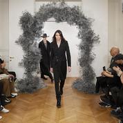 Défilé Givenchy automne-hiver 2020-2021 Homme