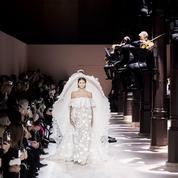 Défilé Givenchy printemps-été 2020 Couture