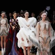 Défilé Iris van Herpen printemps-été 2020 Couture
