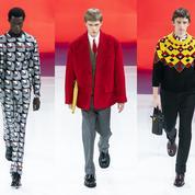 Défilé Prada automne-hiver 2020-2021 Homme