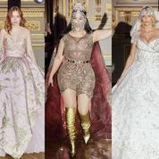 Défilé SKS Couture printemps-été 2020 Couture