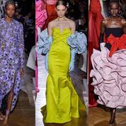 Défilé Valentino printemps-été 2020 Couture