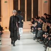 Défilé Yohji Yamamoto automne-hiver 2020-2021 Homme