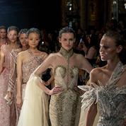 Défilé Ziad Nakad printemps-été 2020 Couture