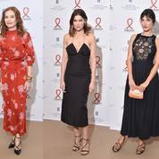 Laetitia Casta, Monica Bellucci, Isabelle Huppert... Toutes mobilisées contre le sida