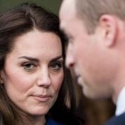 Kate Middleton très affectée par le départ du prince Harry