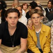 Quand les enfants de David Beckham adoptent ses coiffures de footballeur