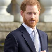 Le prince Harry refuse que sa vie soit évoquée dans