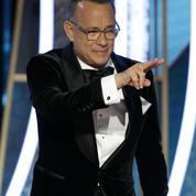 Tom Hanks fond en larmes sur la scène des Golden Globes