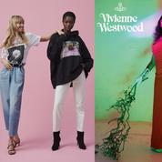 Naomi Campbell pour Vivienne Westwood, un service de location chez Ba&sh, Weekday et sa collection écolo... L'impératif Madame