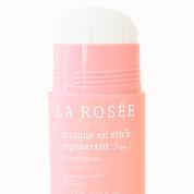 Masque en stick régénérant 3 en 1 de La Rosée