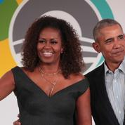 Barack et Michelle Obama, le couple business qui valait de l'or