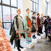 Défilé CADA Fashion Collective automne-hiver 2020-2021 Prêt-à-porter
