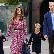 La méthode du prince William et de Kate Middleton pour préparer George à devenir roi