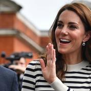 Une photographie inédite de Kate Middleton au collège refait surface