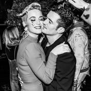 Un an après, Katy Perry et Orlando Bloom publient des photos de leur folle soirée de fiançailles