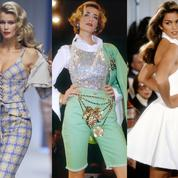 Naomi Campbell, Claudia Schiffer, Cindy Crawford… les supermodels qui ont transcendé les podiums